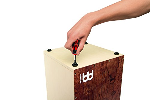 Meinl Deluxe Make Your Own Cajon Bausatz Test
