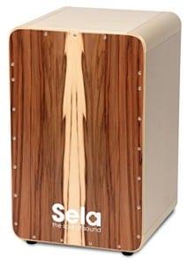 Sela CaSela Snare Cajon Bausatz Satin Nuss SE 0023