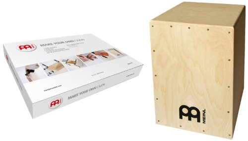 Meinl Percussion MYO-CAJ Make your own Cajon Bausatz Test